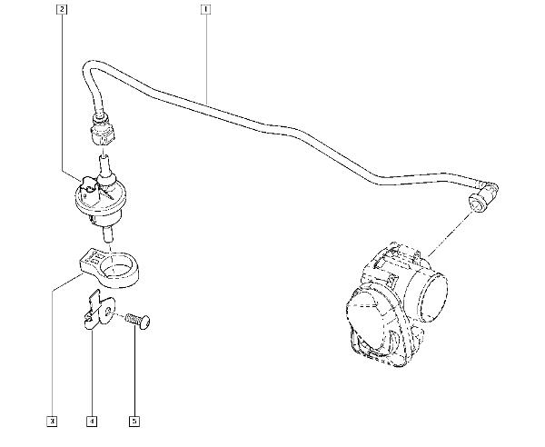 picture of part no for those with renault dialogys access rh cliosport net Vacuum Line Diagram Vacuum Hose Diagram