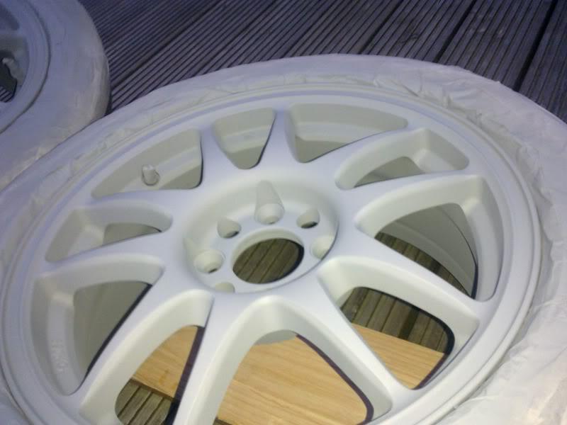 Best Paint Match For Rota Wheels