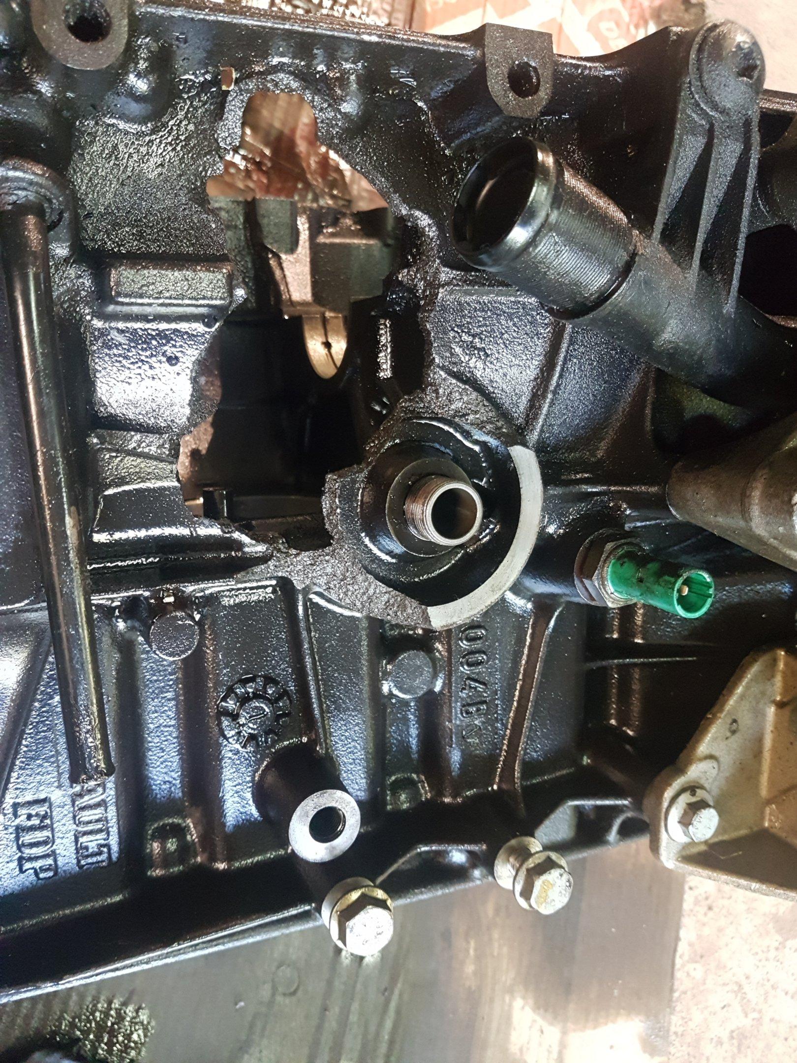 Clio sport 172 ph2 Fr4 736 engine block | ClioSport net