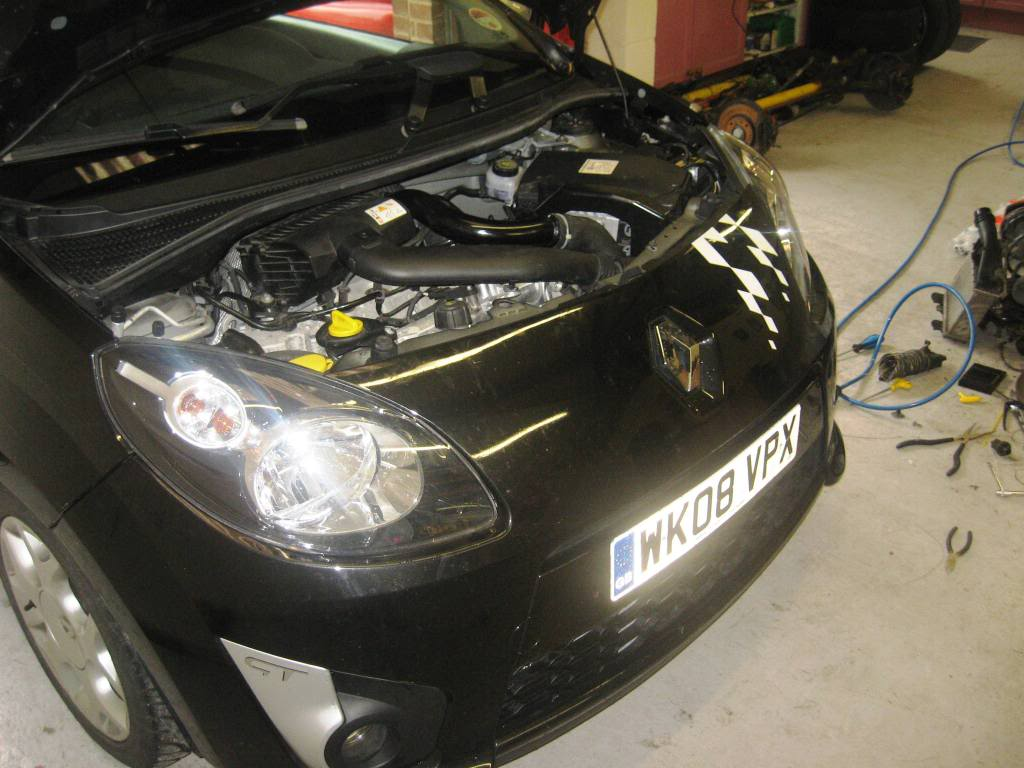 Engine Conversion | ClioSport net