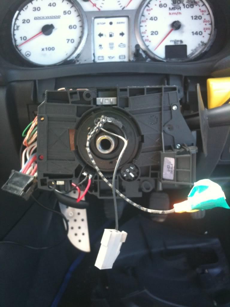 Wiring up new Horn Help ClioSportnet