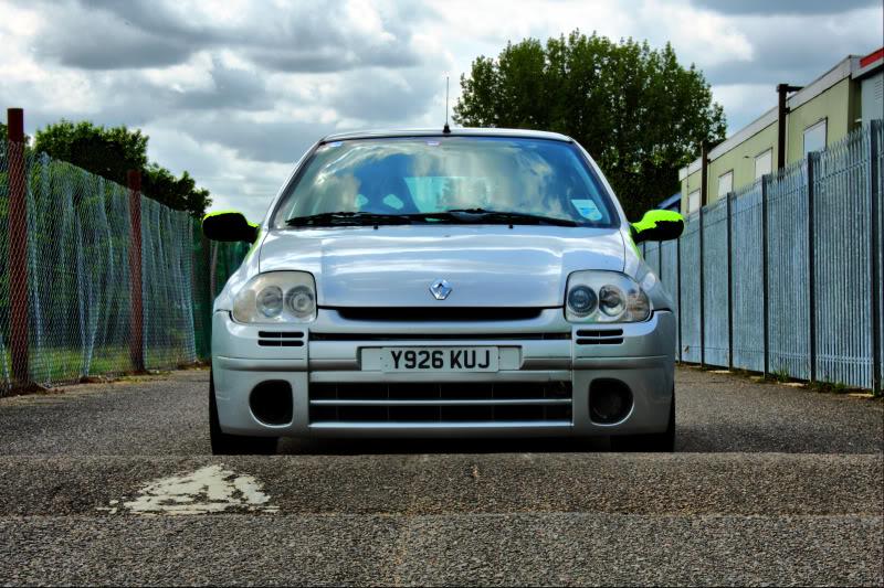mark 2 phase 1 front bumper | ClioSport net