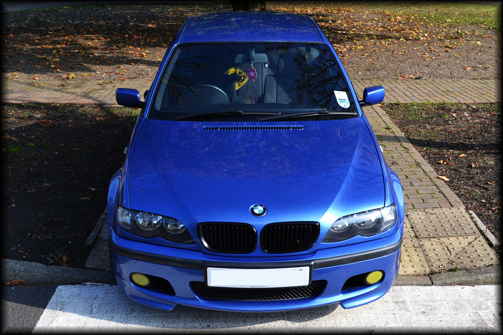 My Estoril Blue E46 320d Sport Page 2 Cliosport Net