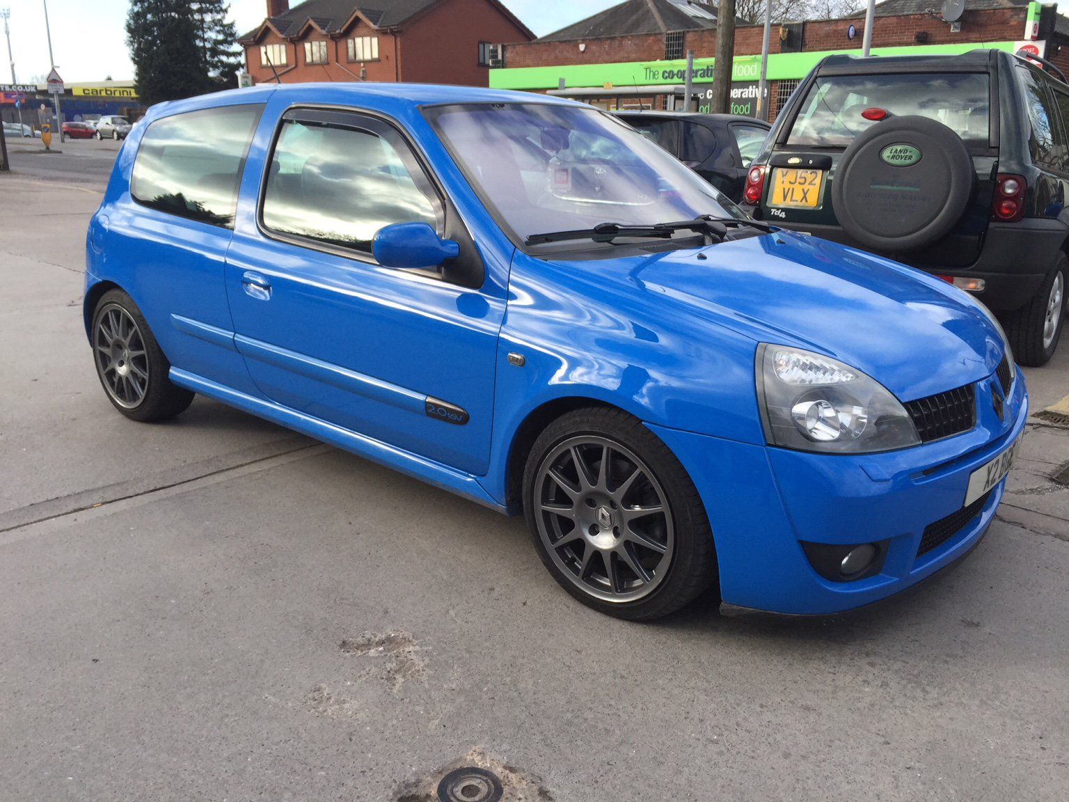 my racing blue clio 182 turbo page 6. Black Bedroom Furniture Sets. Home Design Ideas