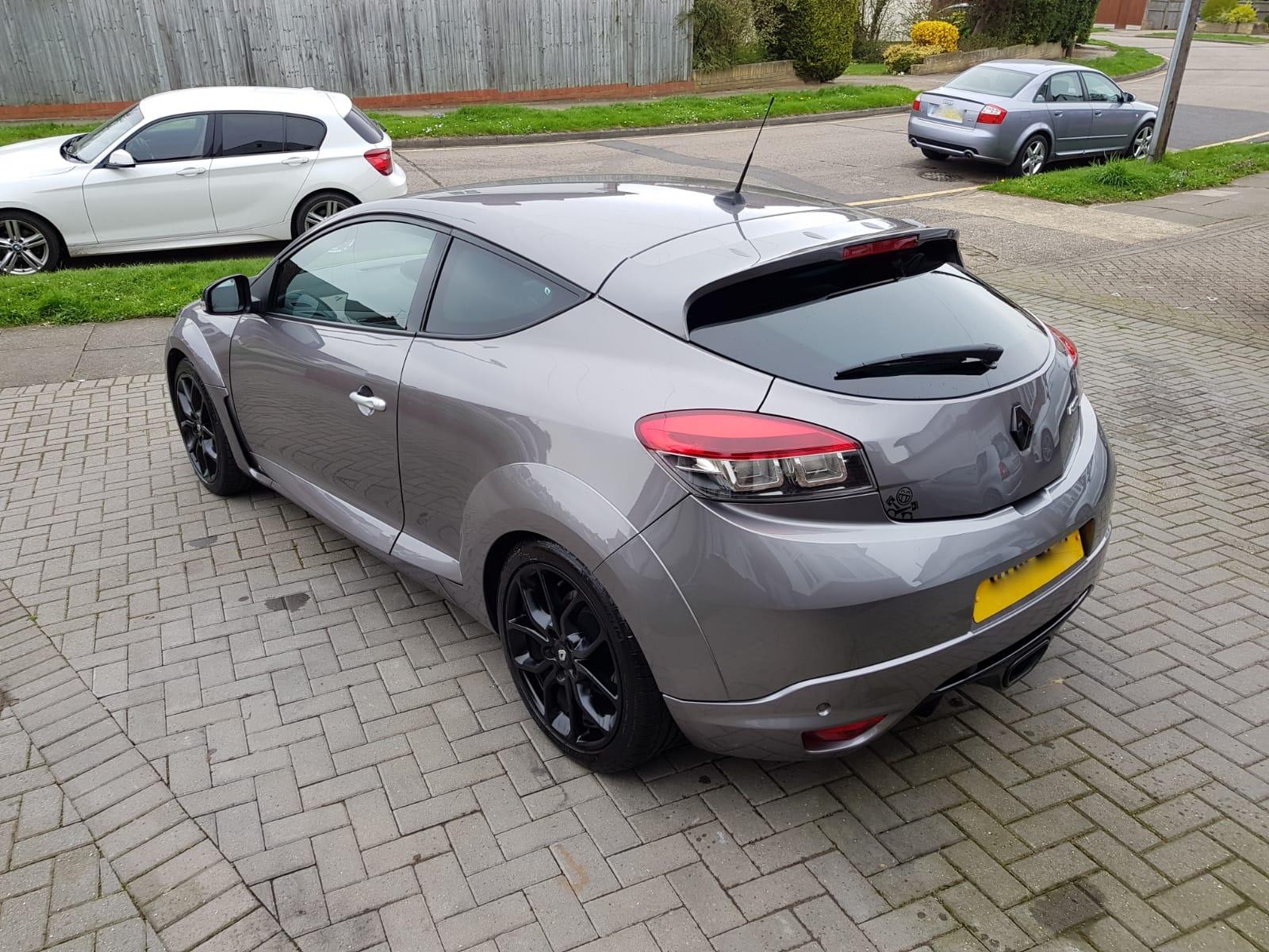 Renaultsport Megane Rs 250 Daily Cliosport Net