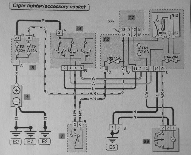 renault clio ii wiring diagrams efcaviation com megane 2 wiring diagram at gsmx.co