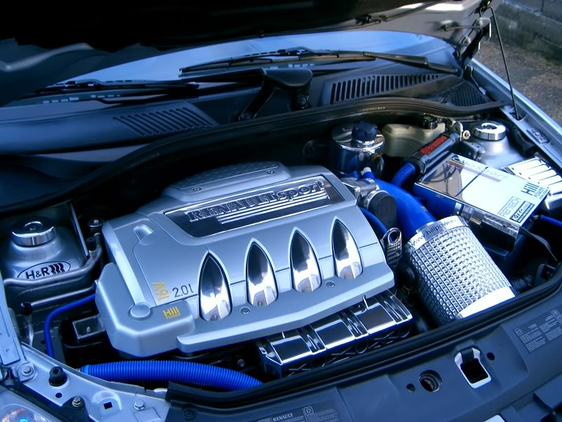 Engine Bay Colour Coding   ClioSport.net