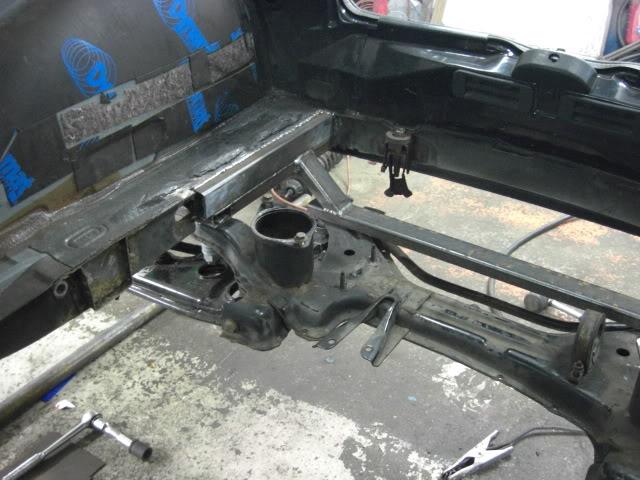 Mk1 Clio Mid engined VR6 Turbo build | ClioSport net