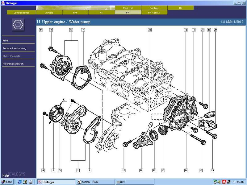 renault engine cooling diagram online schematic diagram u2022 rh muscle pharma co Mazda 6 Cooling System Diagram Car Engine Cooling System Diagram