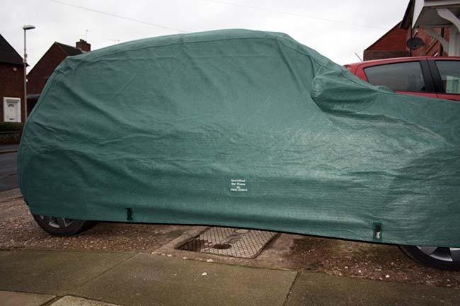 98-01 Automotique RENAULT CLIO 172 WATERPROOF PREMIUM HD CAR COVER