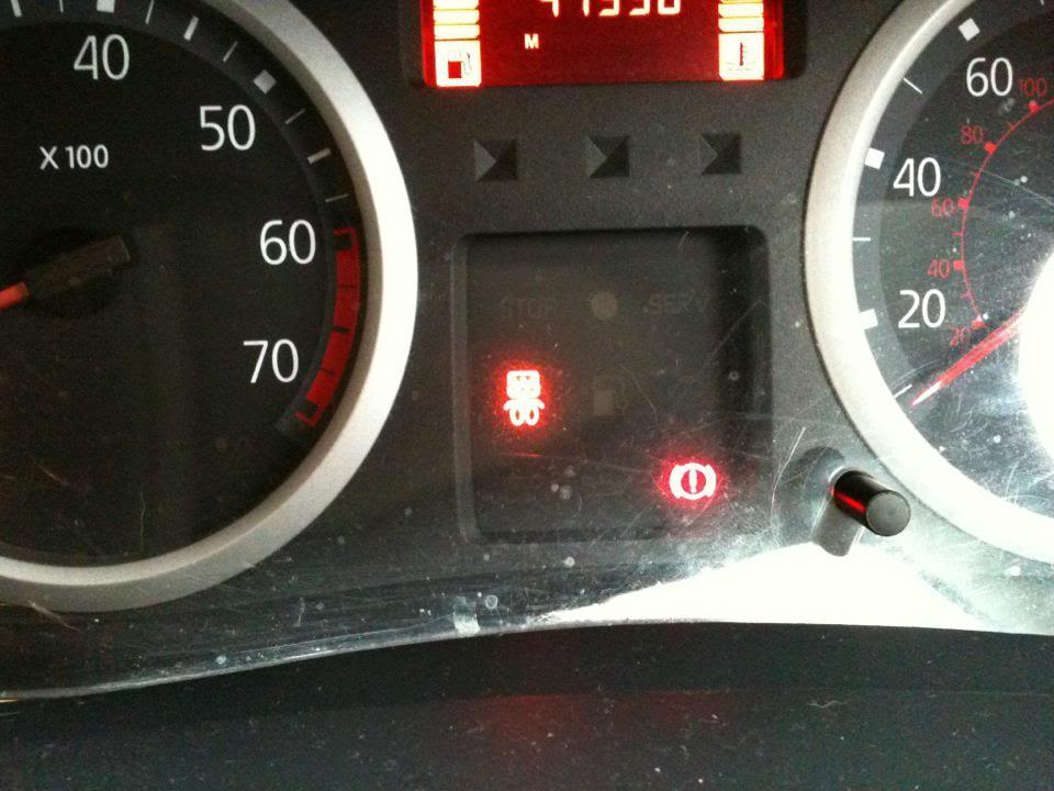 What are these Warning Lights on my Dash?! | ClioSport net