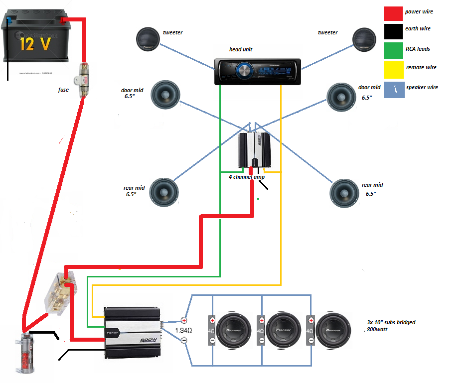 2 amp wiring diagram & answers others found helpful\