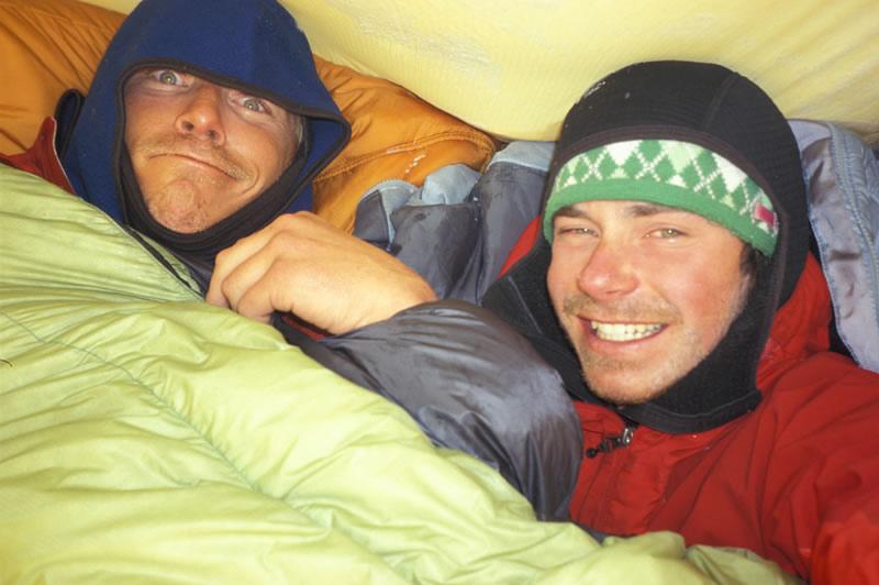 Gay sleeping bag