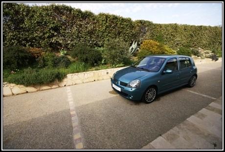 Renault Clio 172 182 Avant Performance Disques De Frein Et EBC Yellowstuff Plaquettes