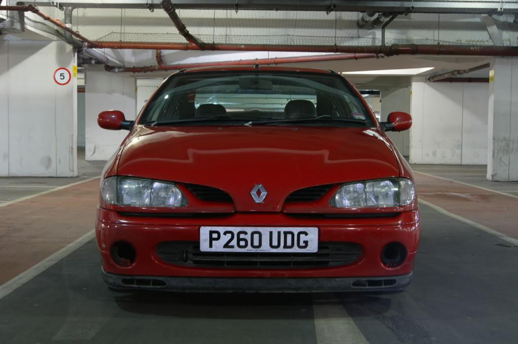 Bardzo dobry New runaround - 1996 Renault Megane Coupe 2.0 16v | ClioSport.net UO24