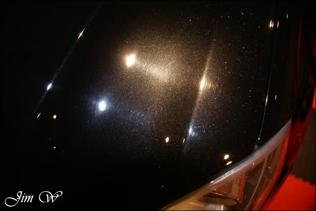 Does Wd Mess Up Car Paint