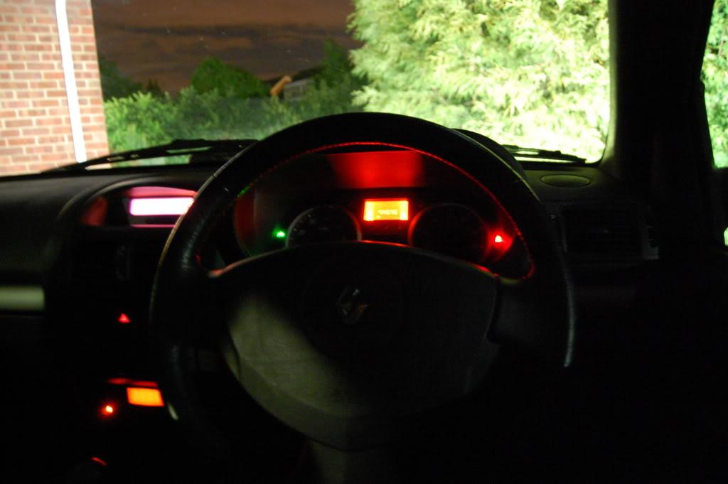 Dash lights/rear lights gone! | ClioSport net