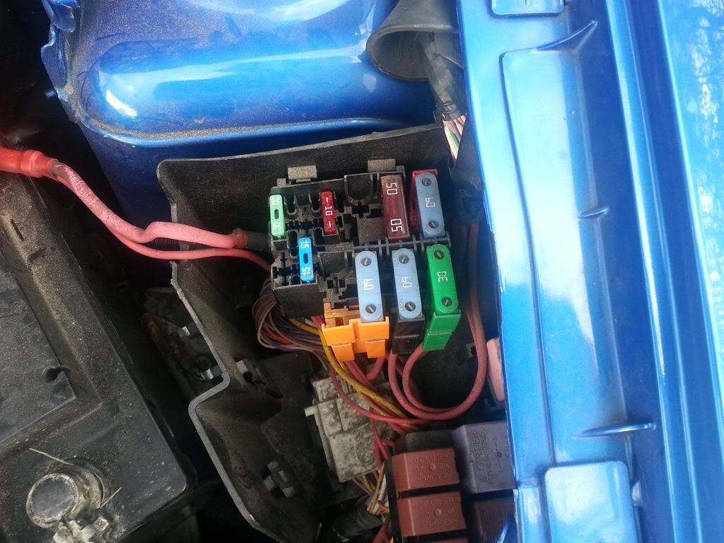 Fuse Box In Renault Clio 1999 : What does this fuse do cliosport