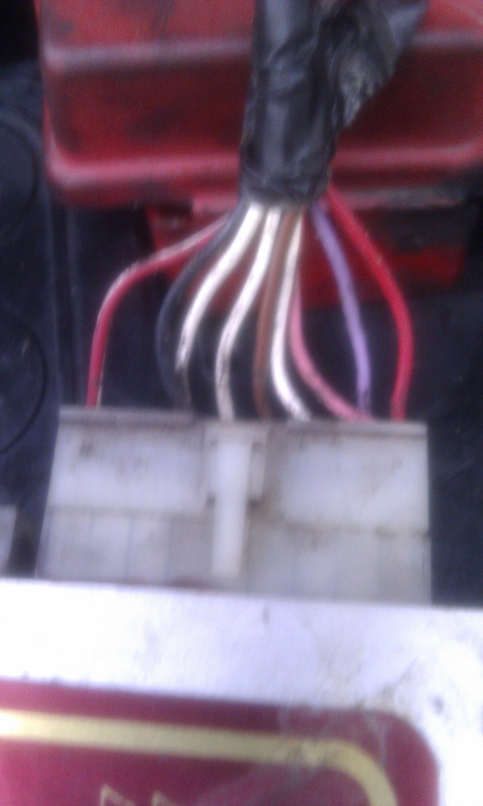 Which wire to make the car run!? (UniChip ECU content) | ClioSport net