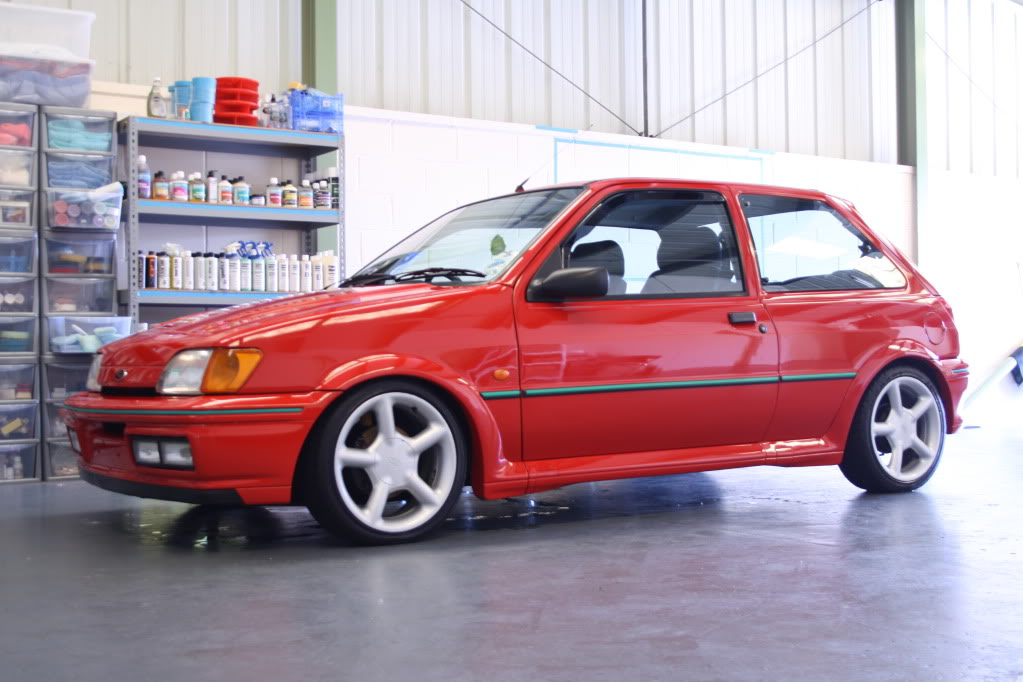 ford fiesta rs turbo protection detail. Black Bedroom Furniture Sets. Home Design Ideas
