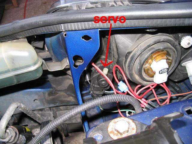 Adapting mk2 ph1 wiring to fit 172 dual optics ClioSportnet