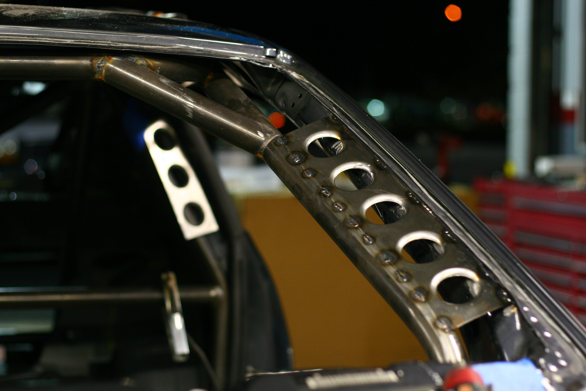 Roll Cage Gussets | ClioSport net