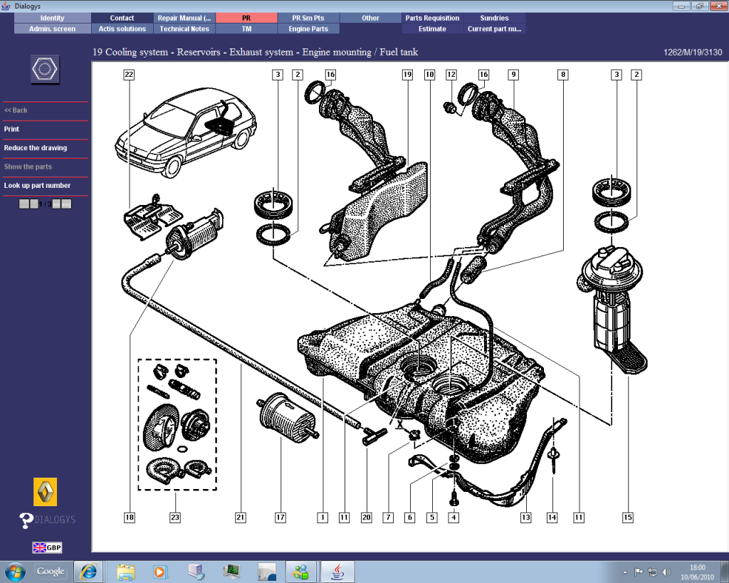 renault clio parts manual daily instruction manual guides u2022 rh testingwordpress co renault clio parts catalog Renault Clio 4
