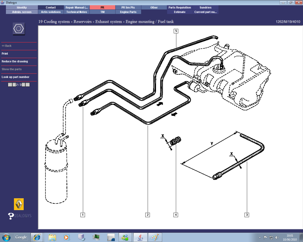 Renault Parts People Help Please Diagram Needed Engine Cooling Ph1fueltanklines