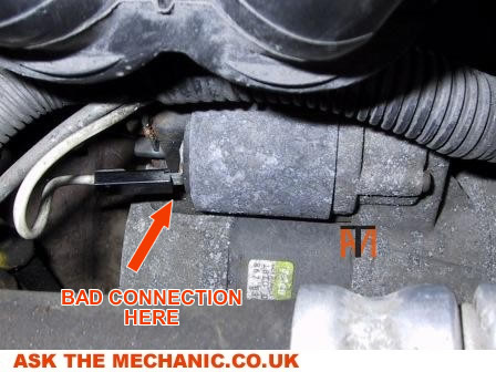 ford transit starter motor wires: ford transit connect starter motor wiring  - somurich comrh