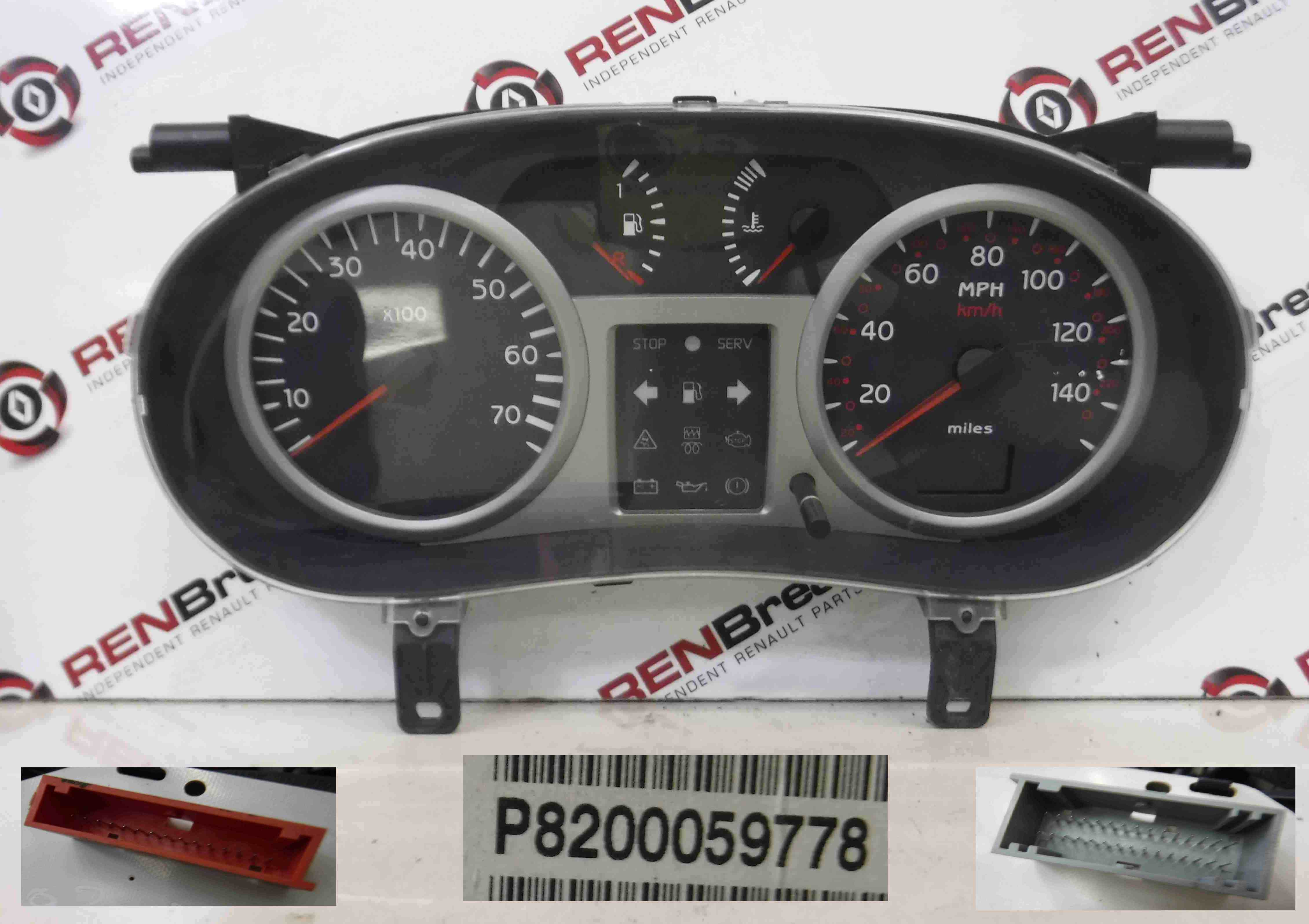 Renault-Clio-MK2-20012006-Instrument-Panel-Dials-Gauges-Speedo-Clocks-134K.jpg