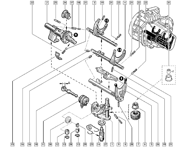 Renault Megane Parts Diagram Not Lossing Wiring