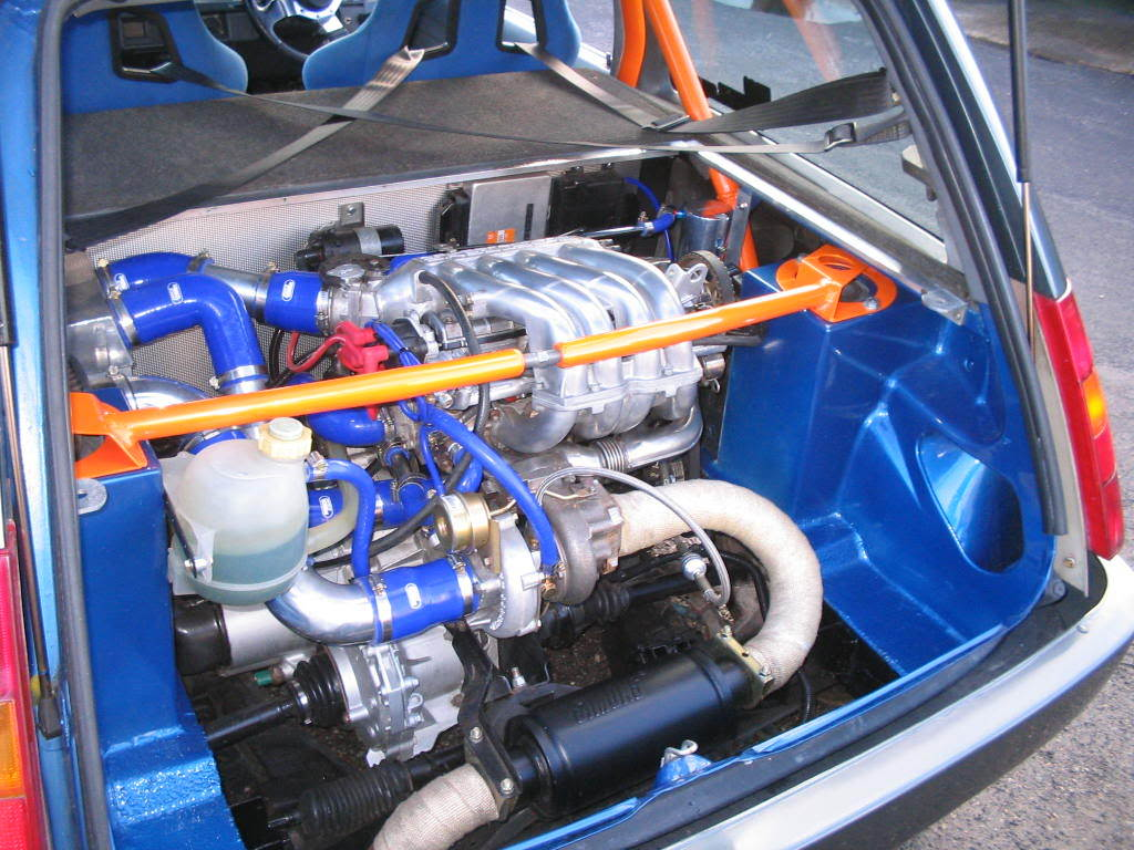 Volvo 1 7 Turbo Mods   ClioSport net