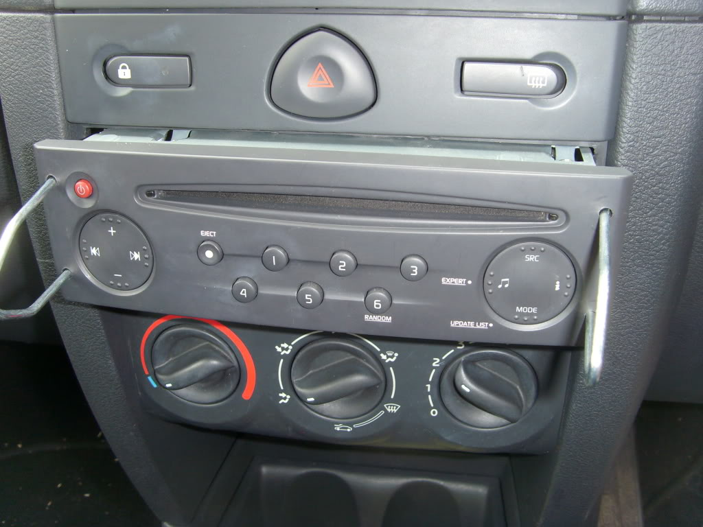 aux input from my standard stereo. Black Bedroom Furniture Sets. Home Design Ideas