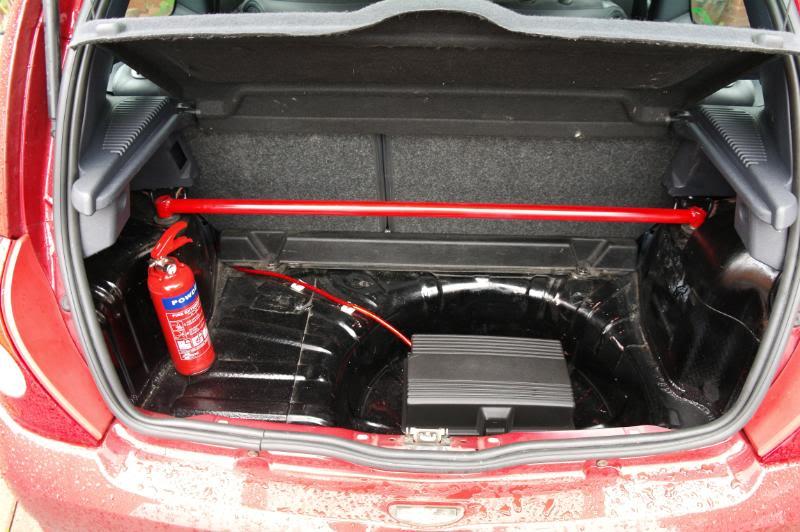 Rear Solid Brake Discs Skoda Fabia 1.4 Hatchback 2000-02 60HP 232mm