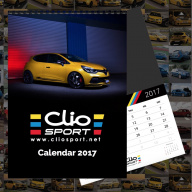 Cliosport.net 2018 Calendar - SUBMIT YOUR PHOTOS!